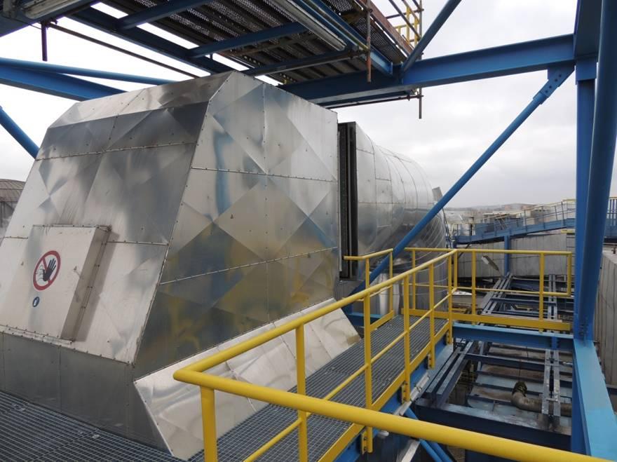 Системы удаления оксидов азота (NOx)